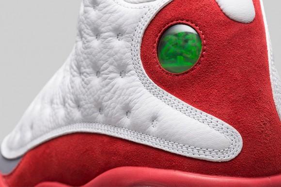 Air Jordan 13 Grå Tå Nike Sko TMcL1O7