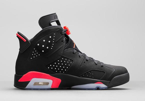 ... Air Jordan 6 Retro Black Infrared23 - Official Look + Release Info 3 ...