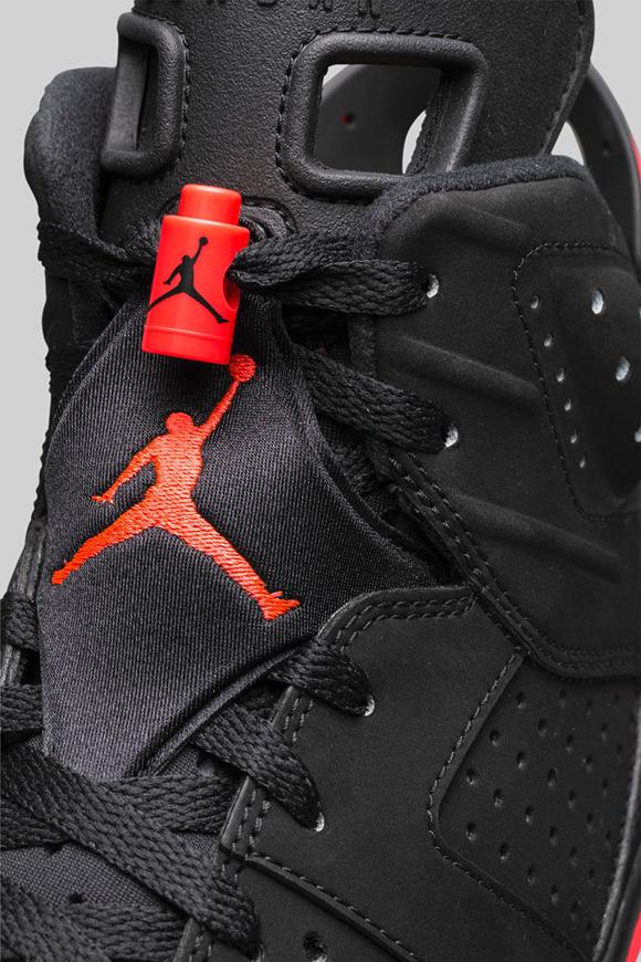 Air Jordan 6 Infrarroja Armario Del Pie Negro Jf5mtSypPF