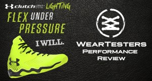Under Armour ClutchFit Lightning – Performance Review
