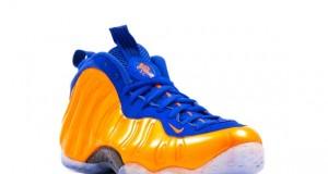 Nike Air Foamposite One 'Knicks' – Detailed Look