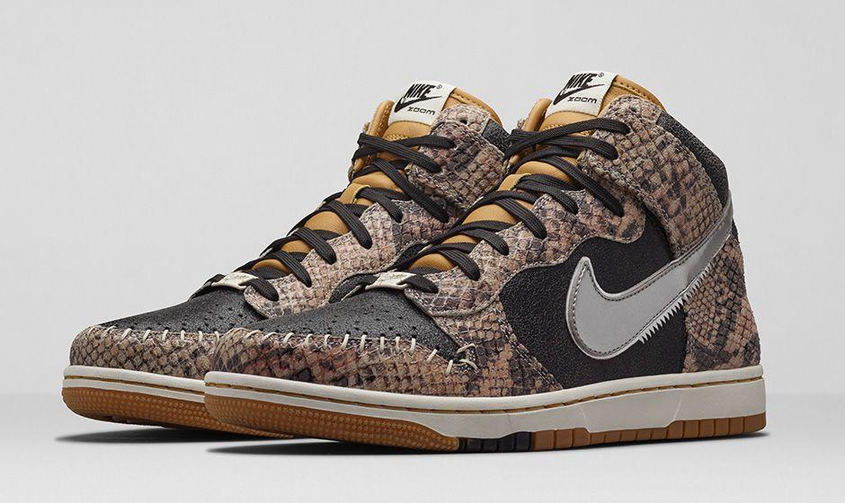 Nike Dunk Heel Shoes