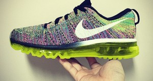 Nike Flyknit Air Max 'Multicolor' – Alternative Look