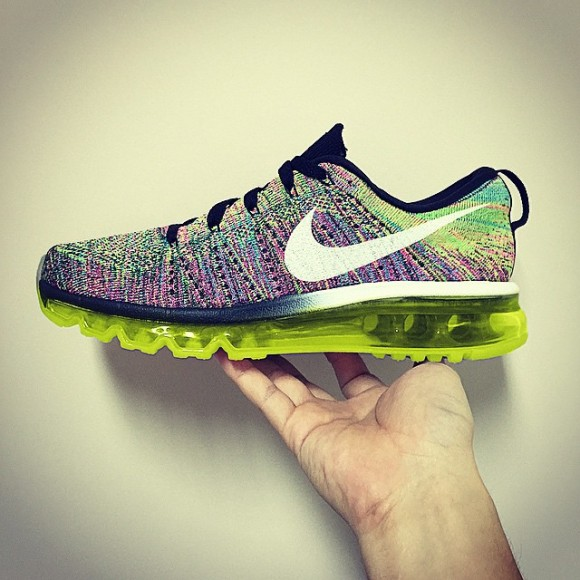 Nike Flyknit Air Max 'Multicolor' - Alternative Look