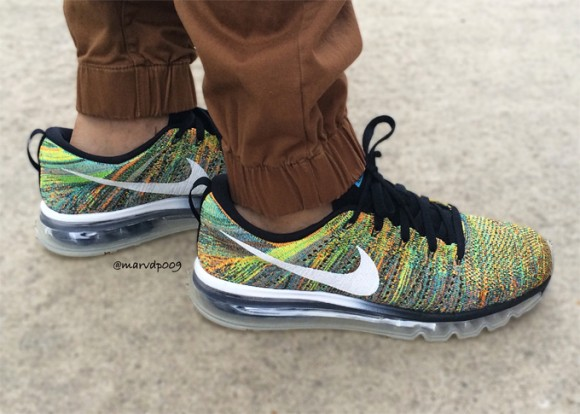 f90876ea73ed ... where to buy nike air max 2015 flyknit multicolor abe57 afe33
