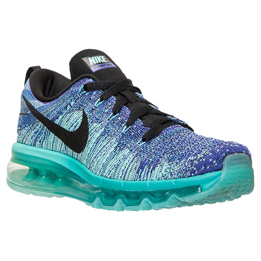 online store 40664 b4ba3 Flyknit Air Max Blue Red endeavouryachtservices.co.uk