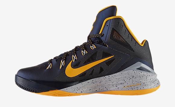 Nike Hyperdunk 2014 Paul George PE Basketball Shoes 709907 ... |Paul George Shoes Hyperdunk 2014