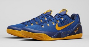 Nike Kobe 9 EM 'Gym Blue' – Release Information