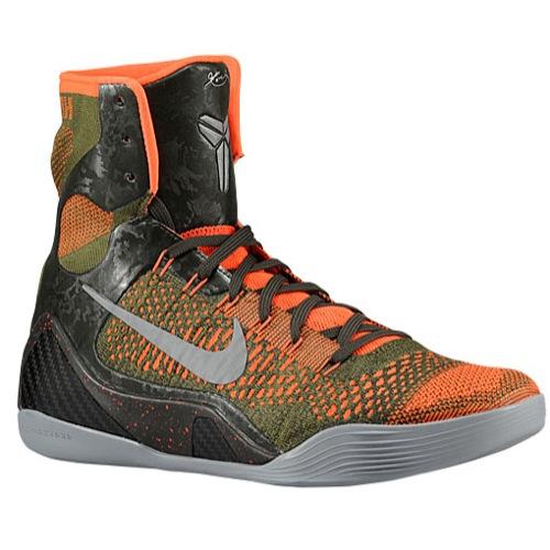 Nike Kobe 9 Elite 'Sequoia' - Available
