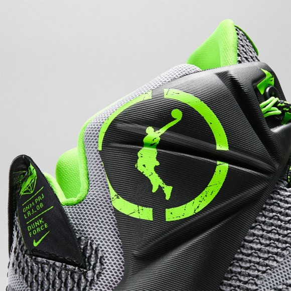 Nike LeBron 12 'Dunk Force' – Official Look + Release Info7