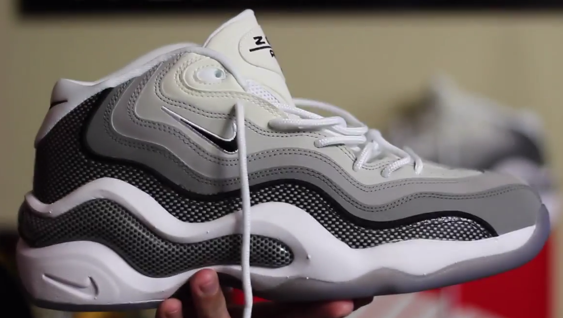 Nike Zoom Flight '96 - 2014 Retro Detailed Look & Review