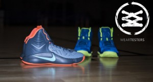 Nike Zoom Hyperfuse 2014 Performance Review