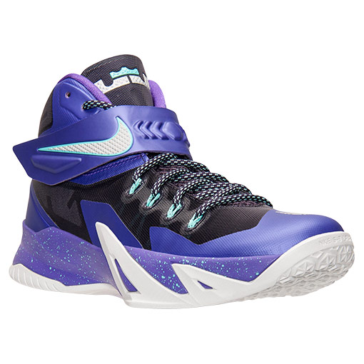 low priced aed0e 17ed3 Nike Zoom Soldier 8 'Summit Lake Hornets' - Available Now ...
