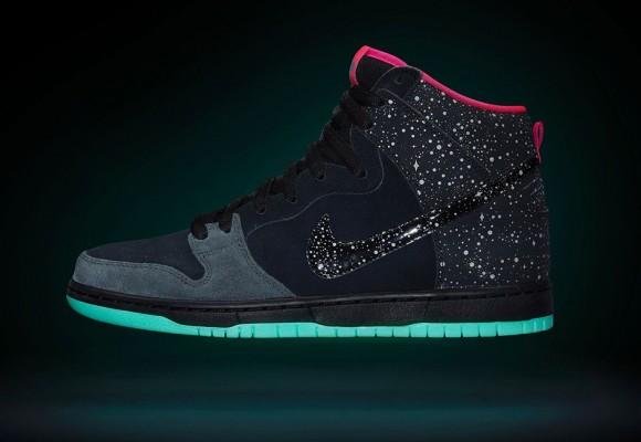 sortie geniue stockist Nike Dunk Haute Yeezy Aurores Boréales large éventail de exclusif NhXCuOM
