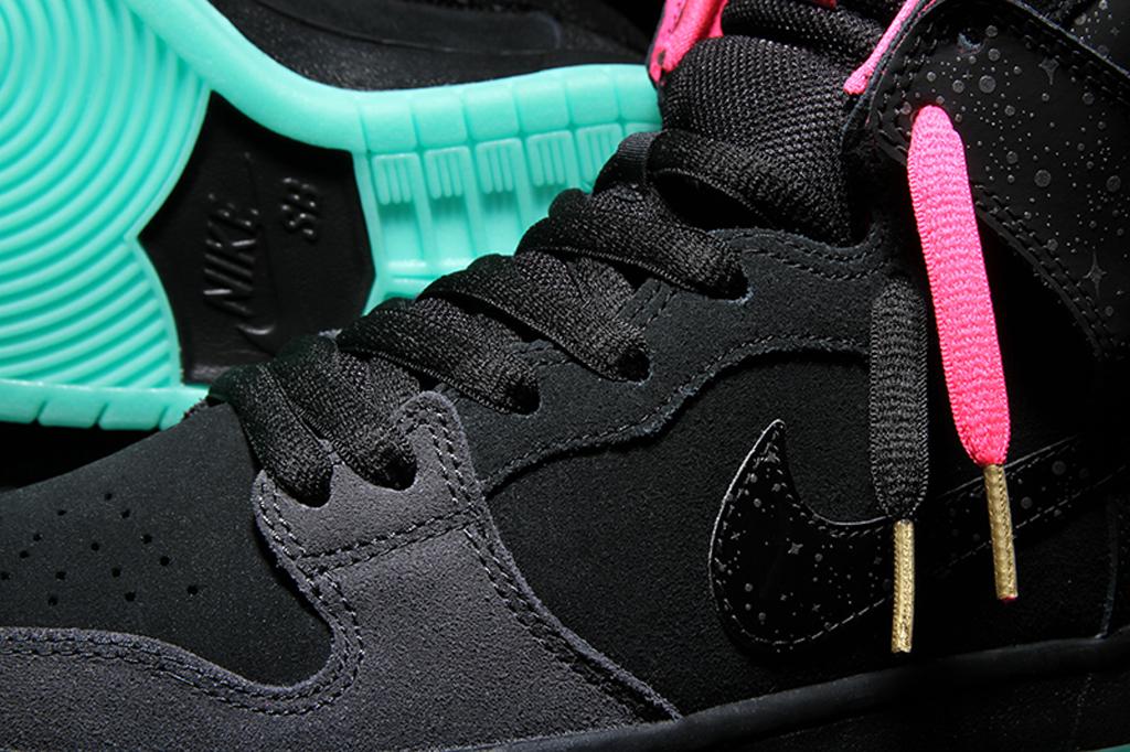 Nike Dunk High Premier Aurores Boréales Sb Approvisionnement Yeezy EhZndEJKp