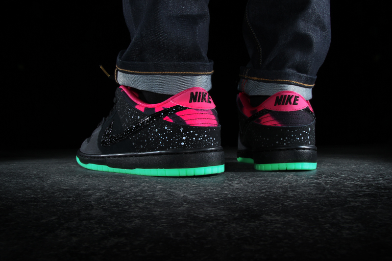 Premier X Nike Sb Dunk Low Northern Lights Weartesters