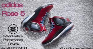 adidas D Rose 5 – Performance Review