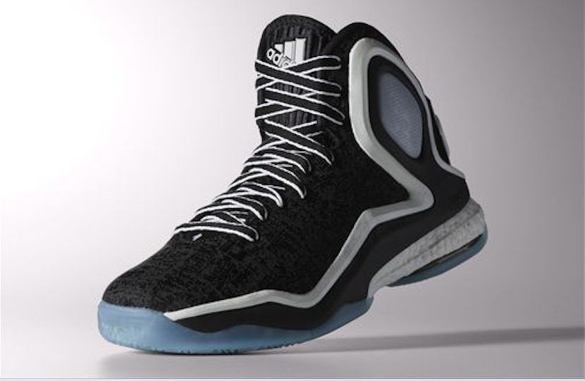 adidas D Rose 5 Boost 'Chicago Ice' - Available Now