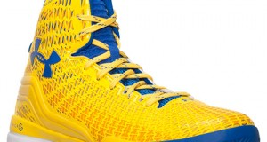 Under Armour ClutchFit Drive Stephen Curry Yellow PE – New Images + Release Reminder