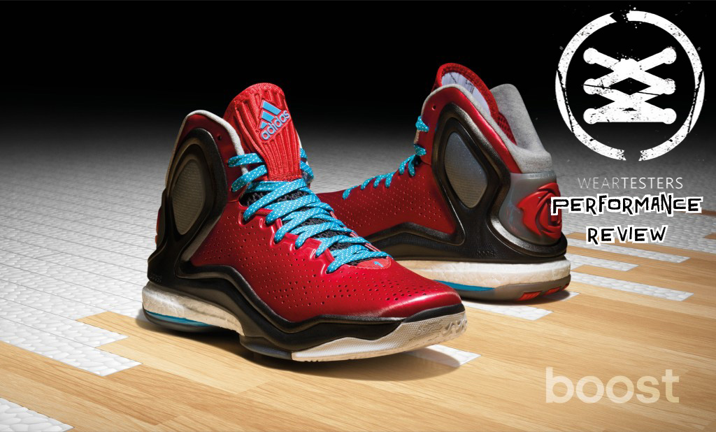 Adidas Boost Basketball Shoes Review