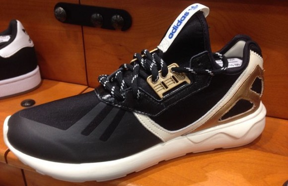 Adidas Originals Tubular Gold Trim