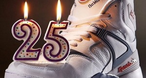 Happy 25th Birthday to the Reebok Pump from TR1895