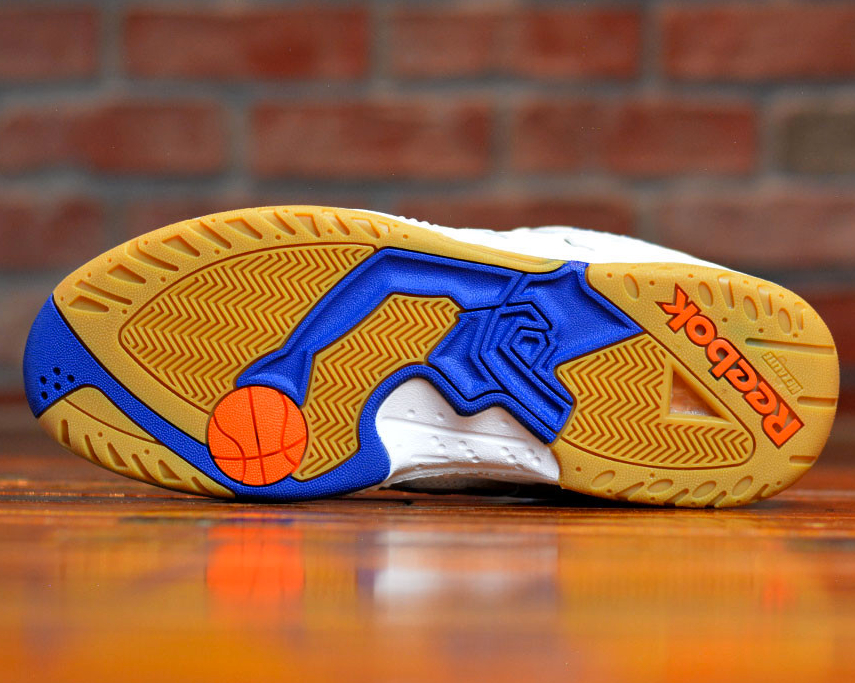 e422a2f57f48a Reebok Pump D-Time Royal Orange Available Now