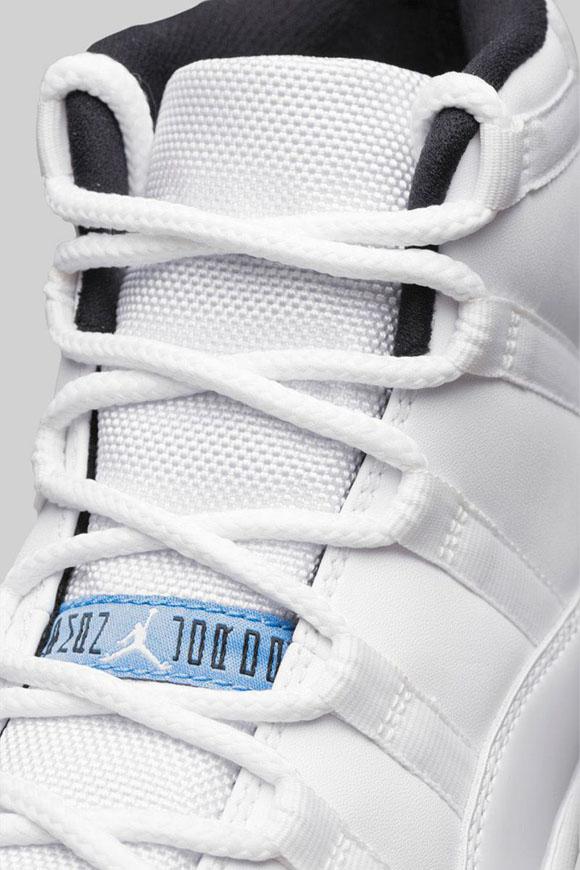 Air Jordan 11 Retro Leggenda Stivali Da Cowboy Delle Donne Blu 0si7wVV8