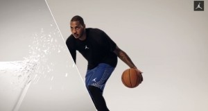 Carmelo Anthony Discusses the Jordan Melo M11