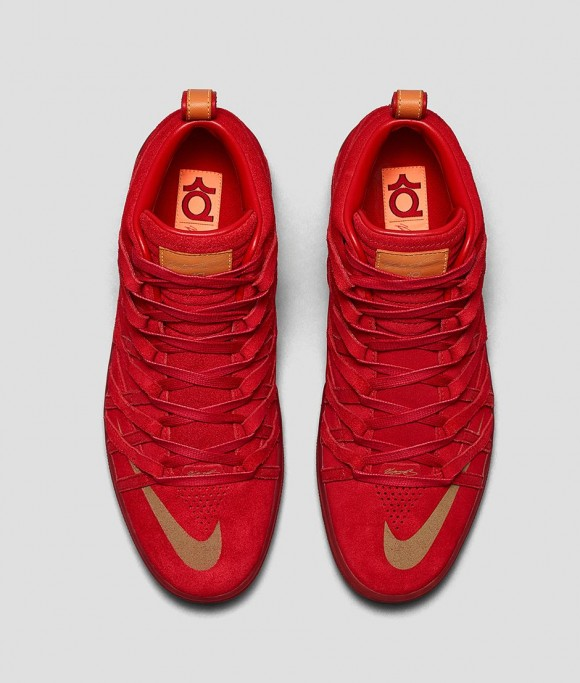 pretty nice 44391 a0365 Nike KD 7 NSW Lifestyle 'Challenge Red' - Available Now ...