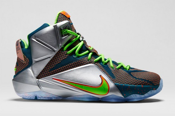 Performance Deals Nike Lebron 12 Trillion Dollar Man Weartesters