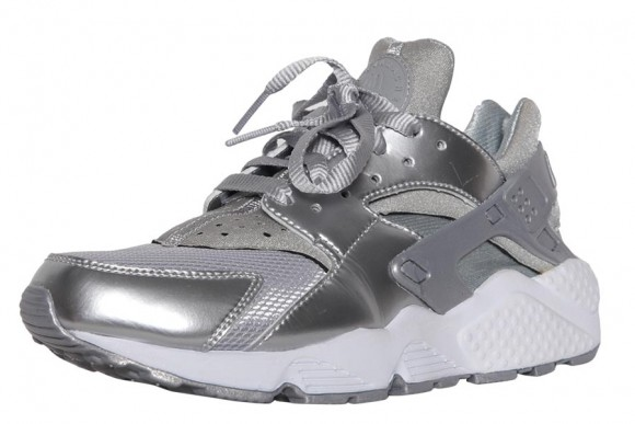 nike air huarache mens Silver