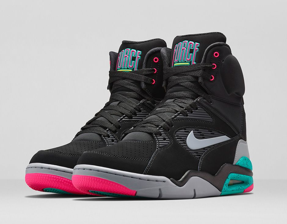 Nike Air Command Force Colorways