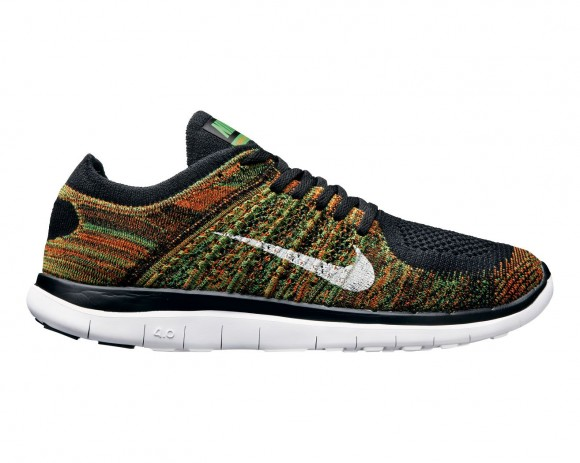 half off e8d97 c648a Nike Free 4.0 Flyknit 'Multicolor' - Pre-Order Available Now ...