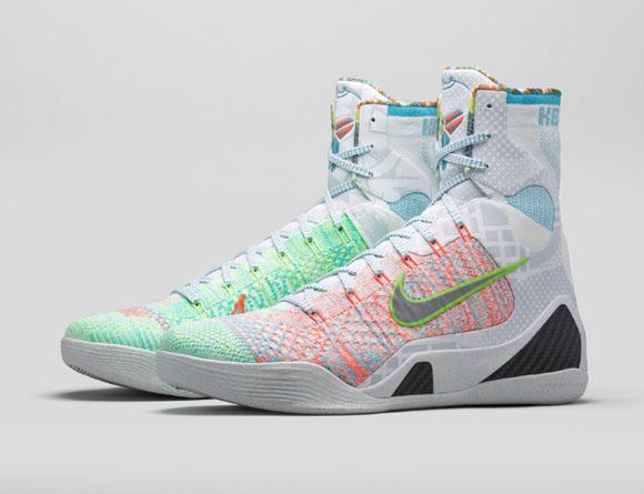 Nike Kobe 9 Elite 'What The' - Detailed