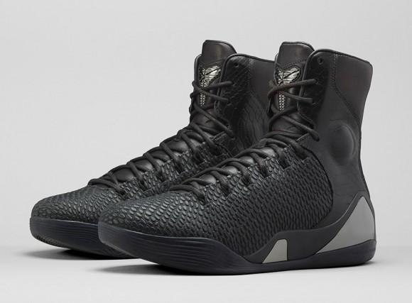 Nike Kobe 9 KRM EXT 'Black Mamba