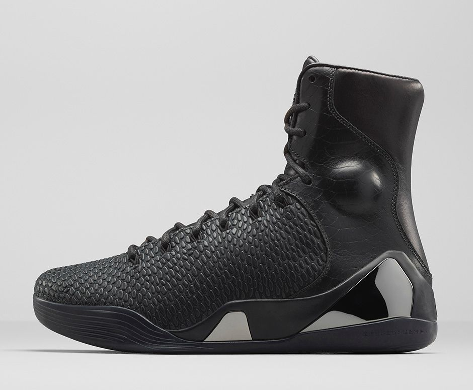 Nike Kobe 9 KRM EXT 'Black Mamba' – Links Available Now ...