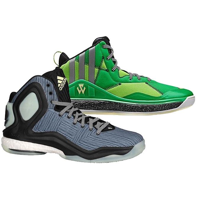 adidas D Rose 5 Boost & J Wall 1 'Bad Dream Pack' - Available Now Main