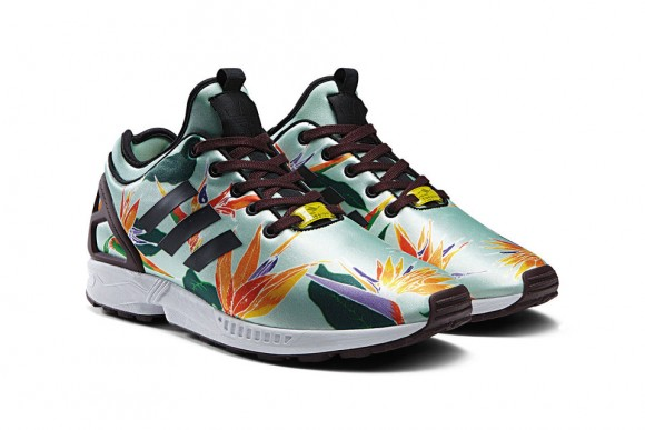outlet get new pick up adidas Originals ZX Flux NPS 'Neoprene Graphic' Collection ...