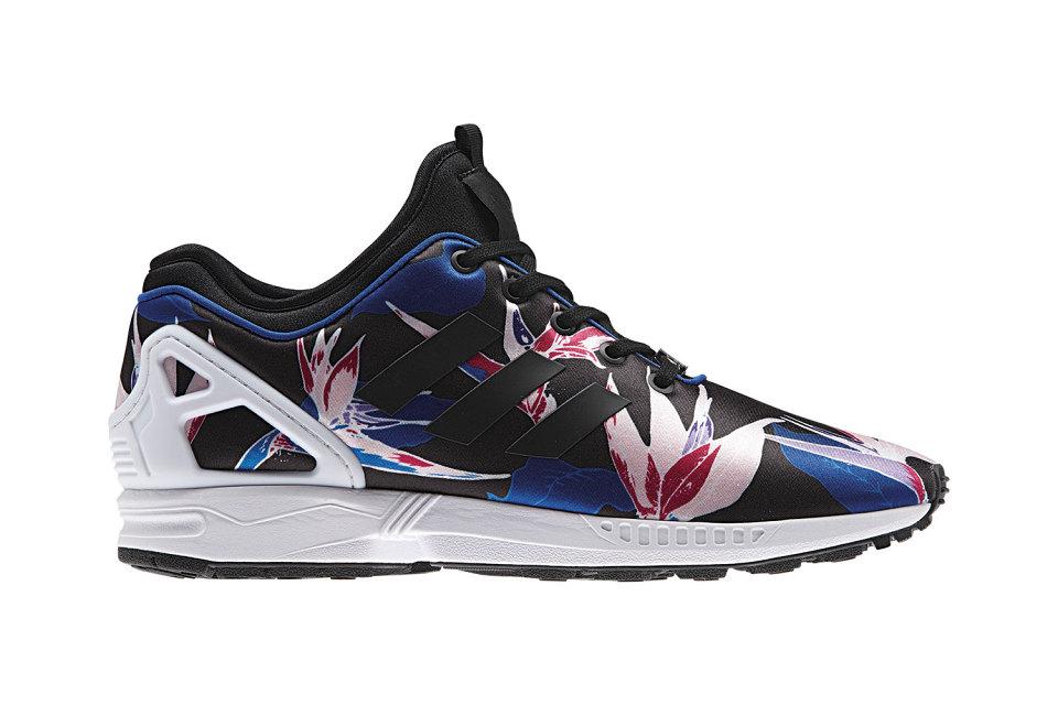 adidas zx flux nps rose