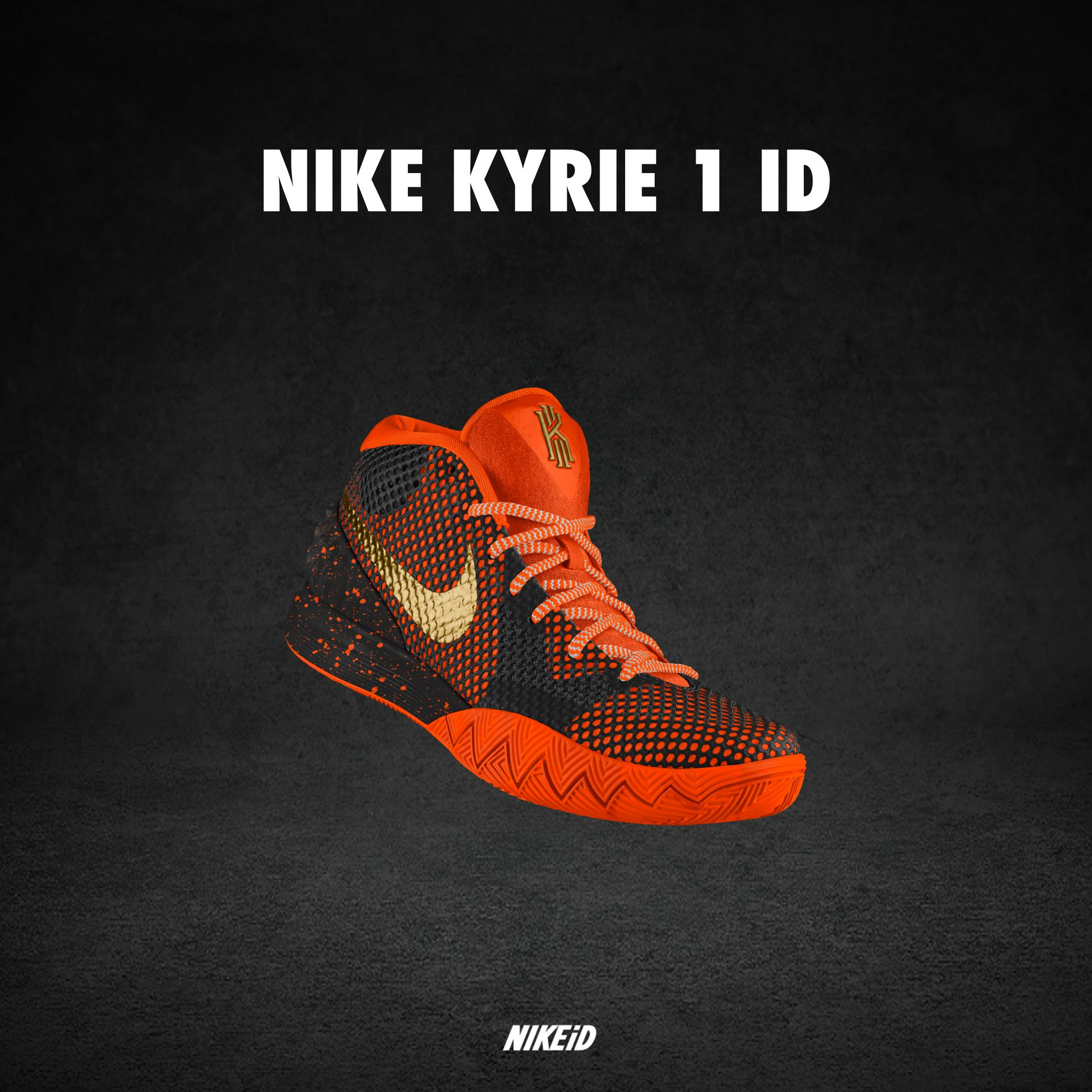 Nike Kyrie 1 iD - Available Now - WearTesters