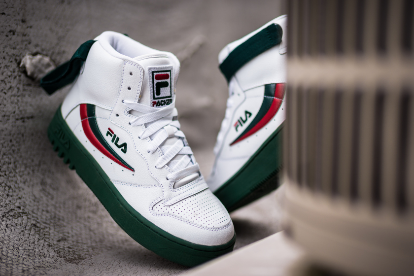 Fila High Top Tennis Shoes