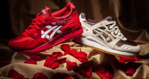 Detailed Images of the Asics 'Romance Pack'
