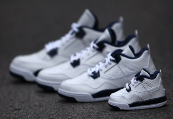 Air Jordan 4 Retro LS 'Columbia: Legend Blue' – Links Available Now