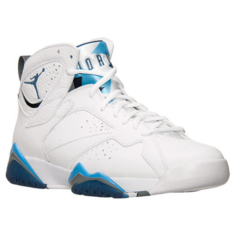 low priced 8aa17 3bea2 Air Jordan 7 Retro 'French Blue' - Catalog Images - WearTesters