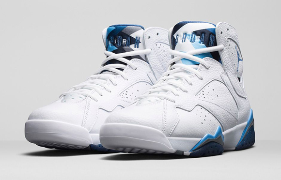 Air Jordan 7 Retro 'French Blue' – Official Look + Release Info 1