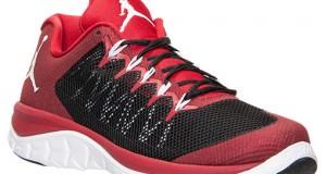 Jordan Flight Runner 2 Black/ Gym Red