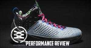 Jordan Melo M11 Performance Review