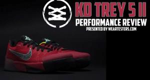 Nike KD Trey 5 II – Performance Review