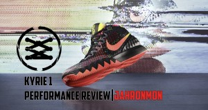 Nike Kyrie 1 – Performance Review | JAHRONMON